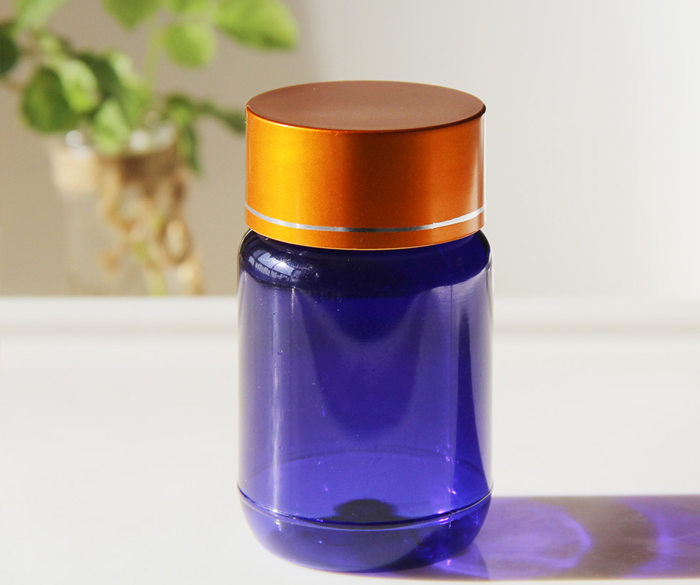 固体保健品瓶