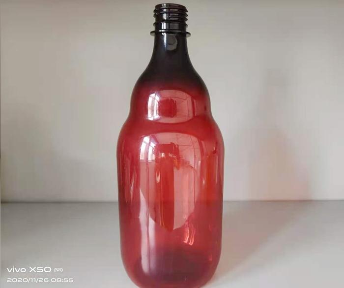 食品透明塑料瓶