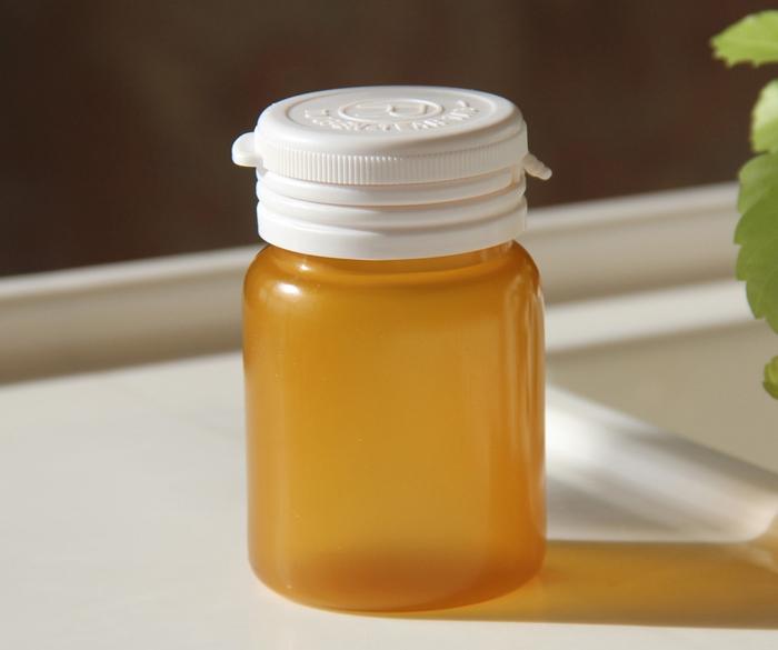 固体保健瓶